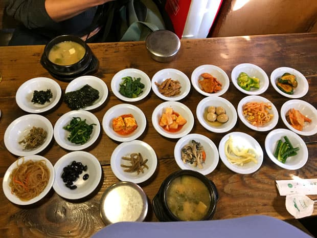 That Little Shop of Banchan called Sigol Bapsang in Seoul, South Korea