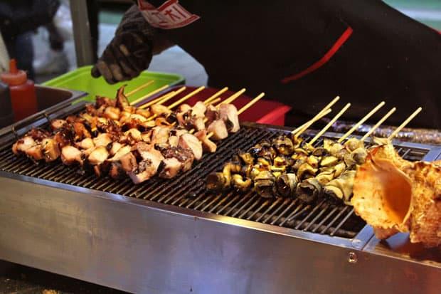 20 Things to Eat in Seoul, South Korea (not Named Bulgogi)