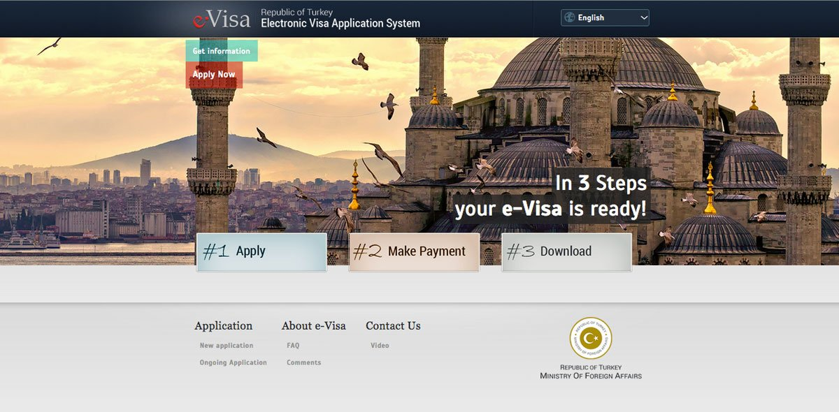 How to Apply for an e-Visa to Turkey for All Nationalities (Updated October 2016)