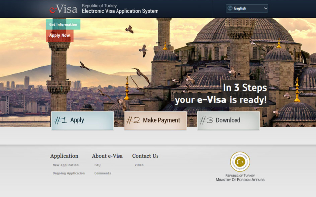 How to Apply for an e-Visa to Turkey (for all nationalities)