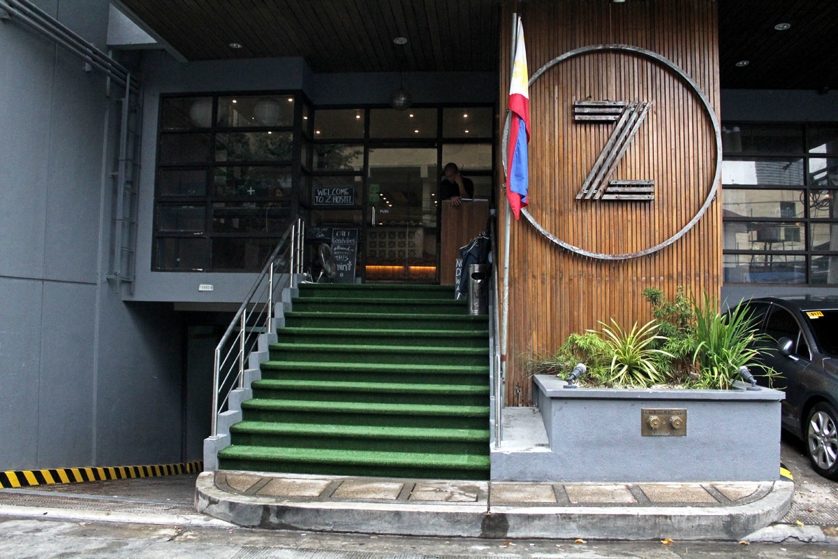 Z Hostel: Where to Stay in Manila, the Philippines