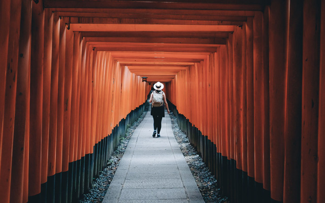 Kyoto through the Eyes of Street Photographer Takashi Yasui
