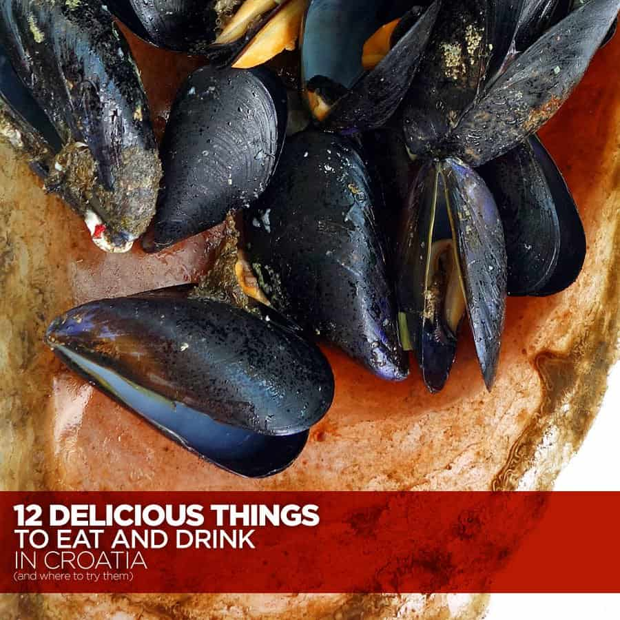 12 Delicious Things to Eat and Drink in Croatia and Where to Try Them