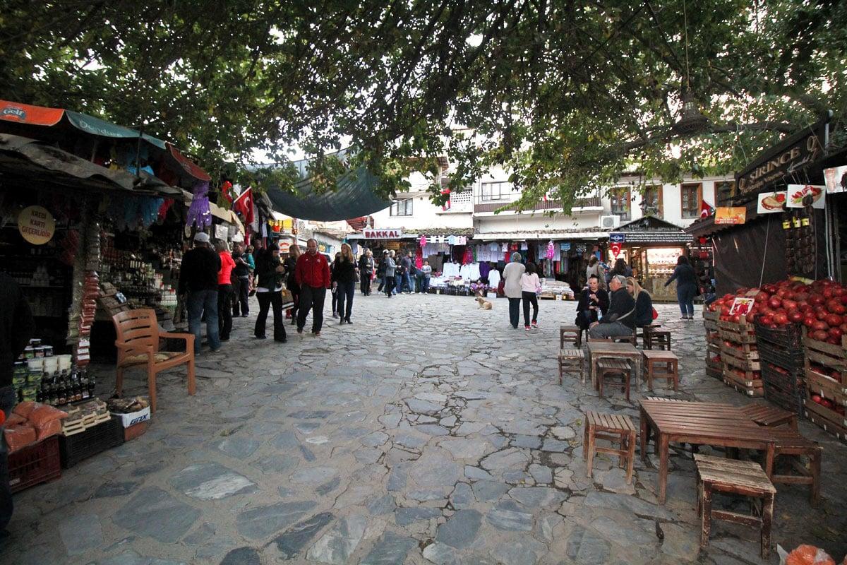 Explore the Maze of Cobblestone that is Şirince, a Charming Hill Town Near Selçuk, Turkey