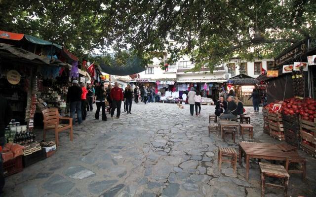 Explore the Maze of Cobblestone that is Şirince, a Charming Hill Town Near Selcuk, Turkey