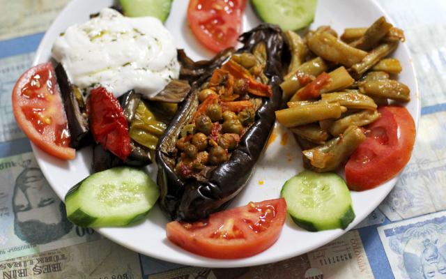 Mehmet and Ali Baba Kebab House: Where to Eat in Selcuk, Turkey