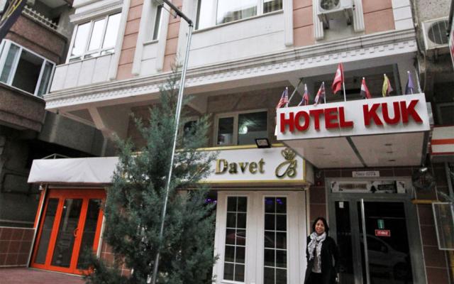 Hotel Kuk: Where to Stay Near Ataturk Airport in Istanbul, Turkey