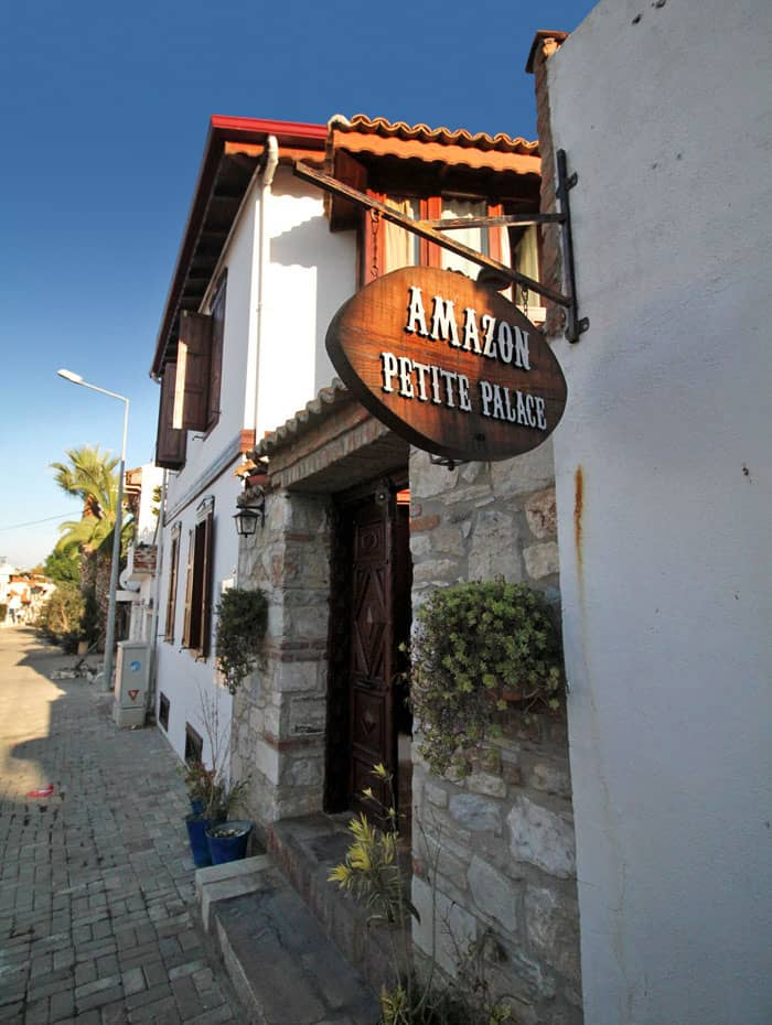 Amazon Petite Palace: Where to Stay in Selçuk, Turkey