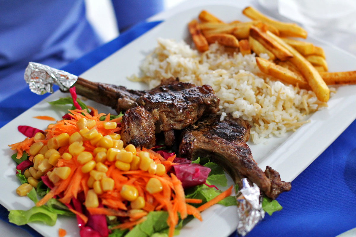 White House Restaurant & Cafe: Where to Eat in Pamukkale, Turkey