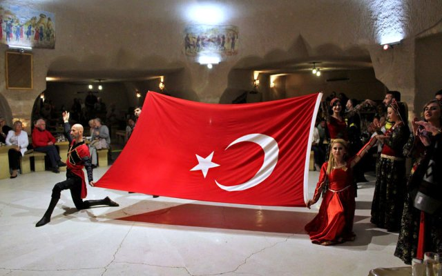 Turkish Night: An Evening of Dance & Debauchery in Cappadocia, Turkey