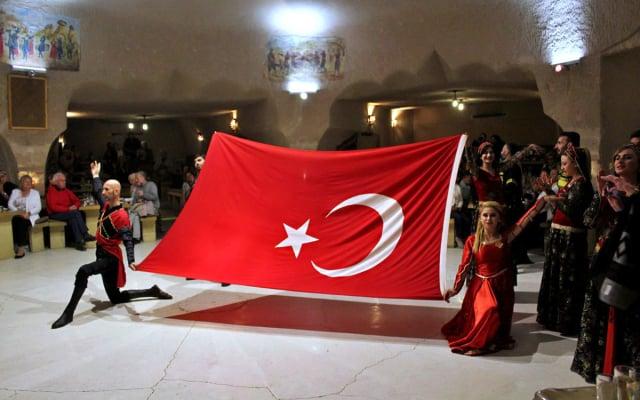 Turkish Night: An Evening of Dance & Debauchery in Cappadocia, Turkey