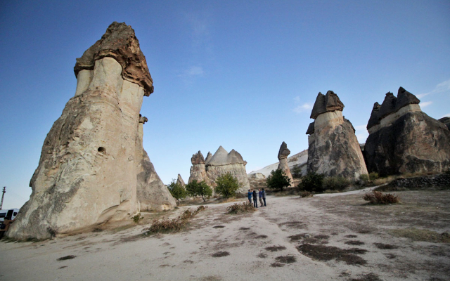 Bridge of the World:  Where to Book your Tours & Activities in Cappadocia, Turkey