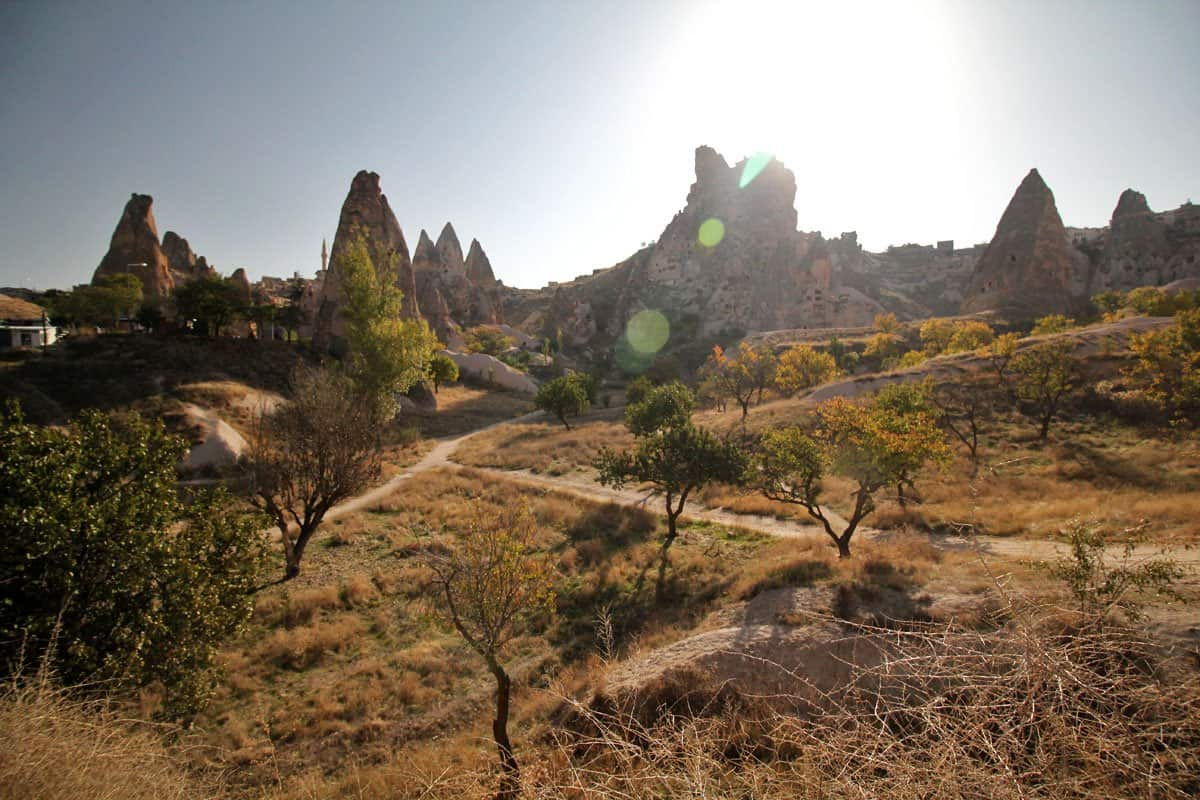 Cappadocia Highlights (Red Tour) with Bridge of the World