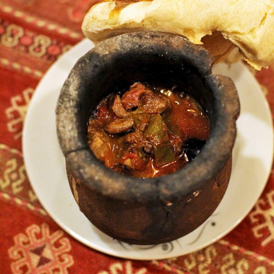 Pottery Kebab: A Must-try Dish in Cappadocia, Turkey