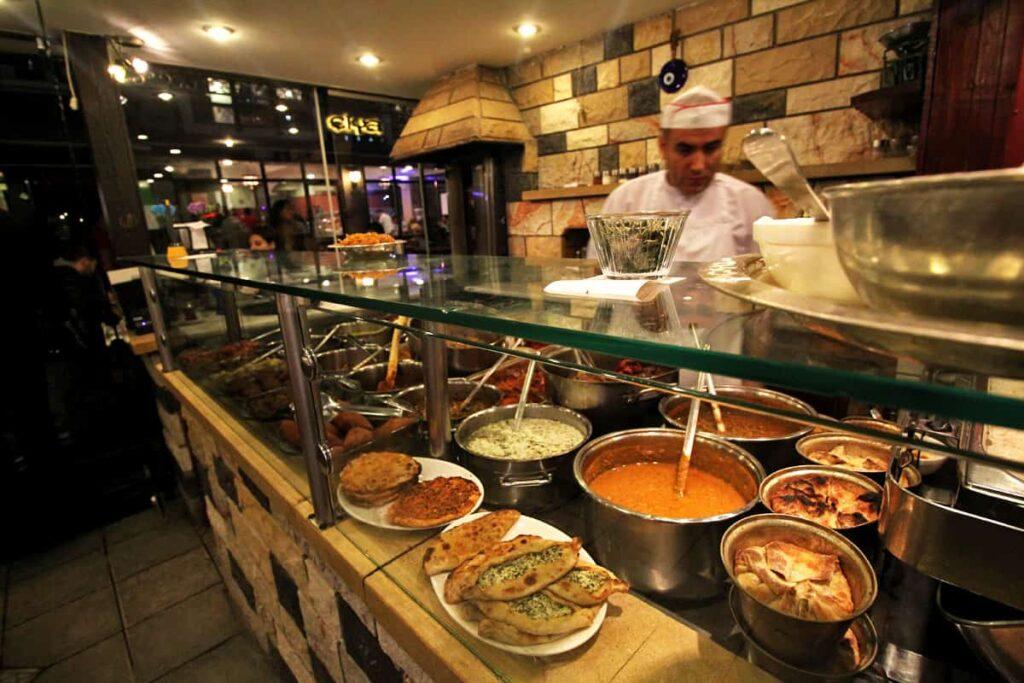 u00c7iya sofras u0131  quite possibly the best restaurant in