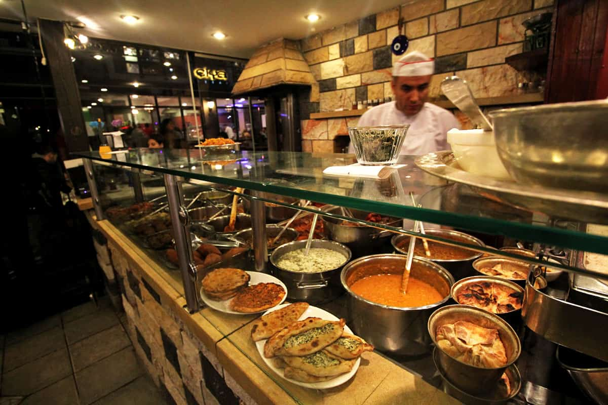 Çiya Sofrası: Quite Possibly the BEST Restaurant in Istanbul, Turkey