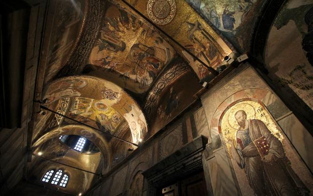 Chora Church (Kariye Museum): Home to the Most Beautiful Mosaics in Istanbul, Turkey
