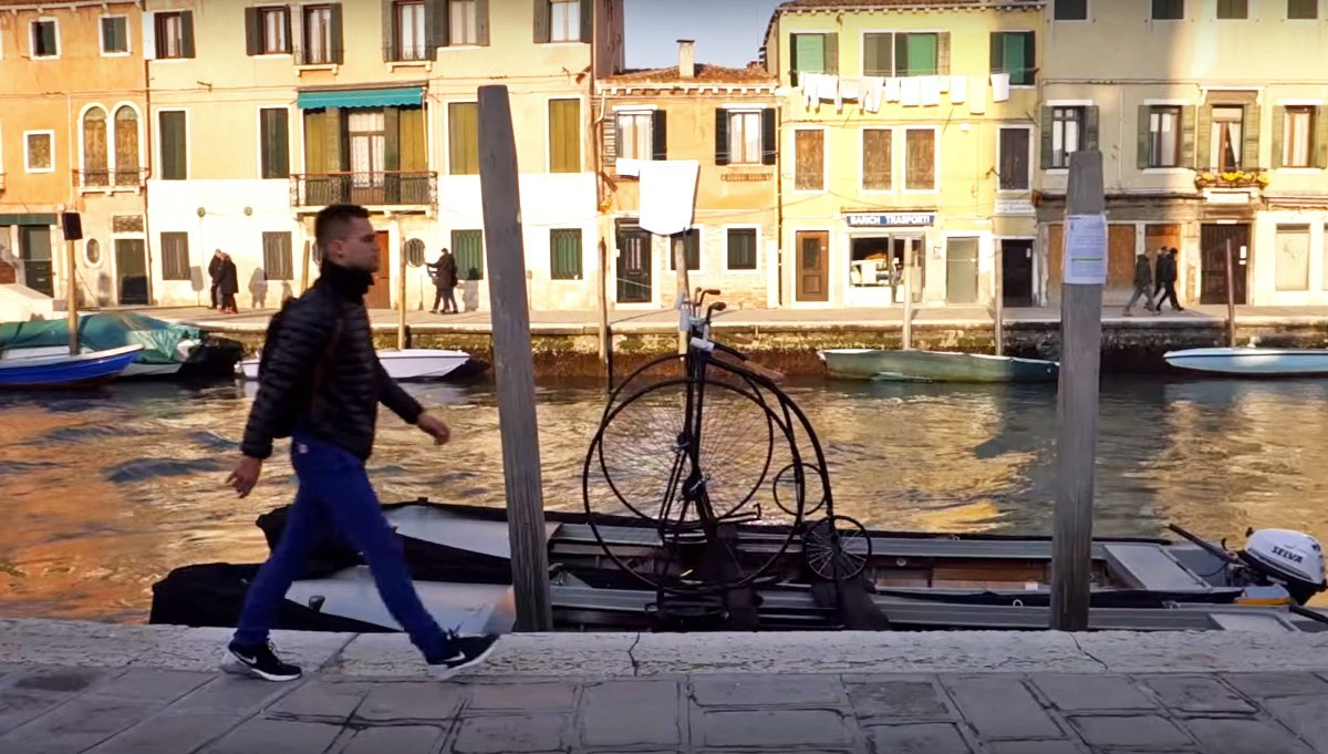 Explore Venice:  The City of Water (Video)