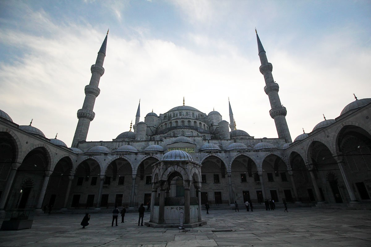 See the Best of Sultanahmet's Top Tourist Attractions in a Day