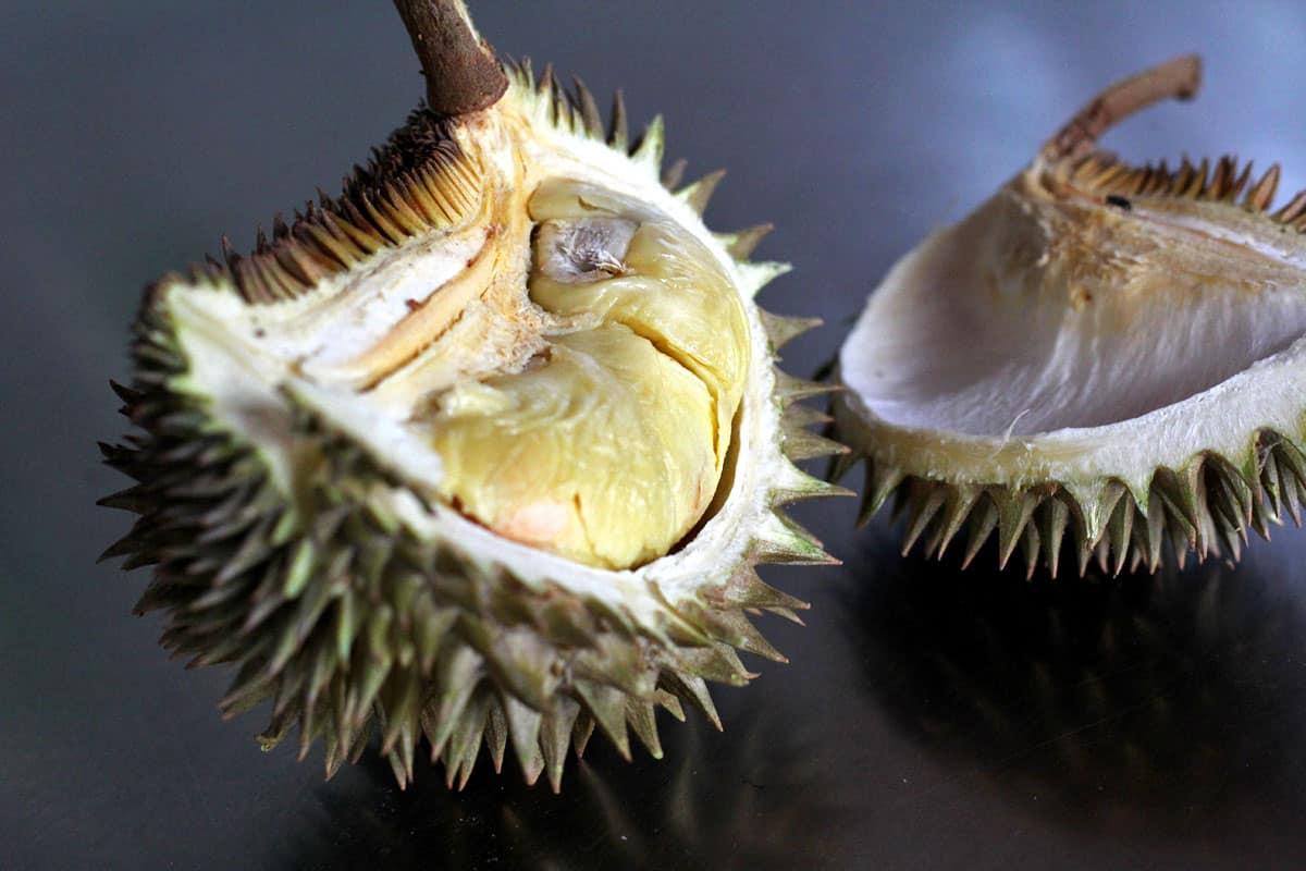 Durian in Penang, Malaysia