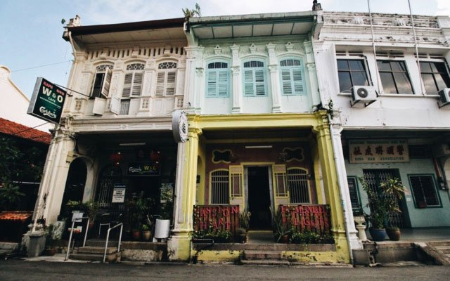 Explore the Heritage Houses of George Town: A UNESCO World Cultural City in Penang, Malaysia