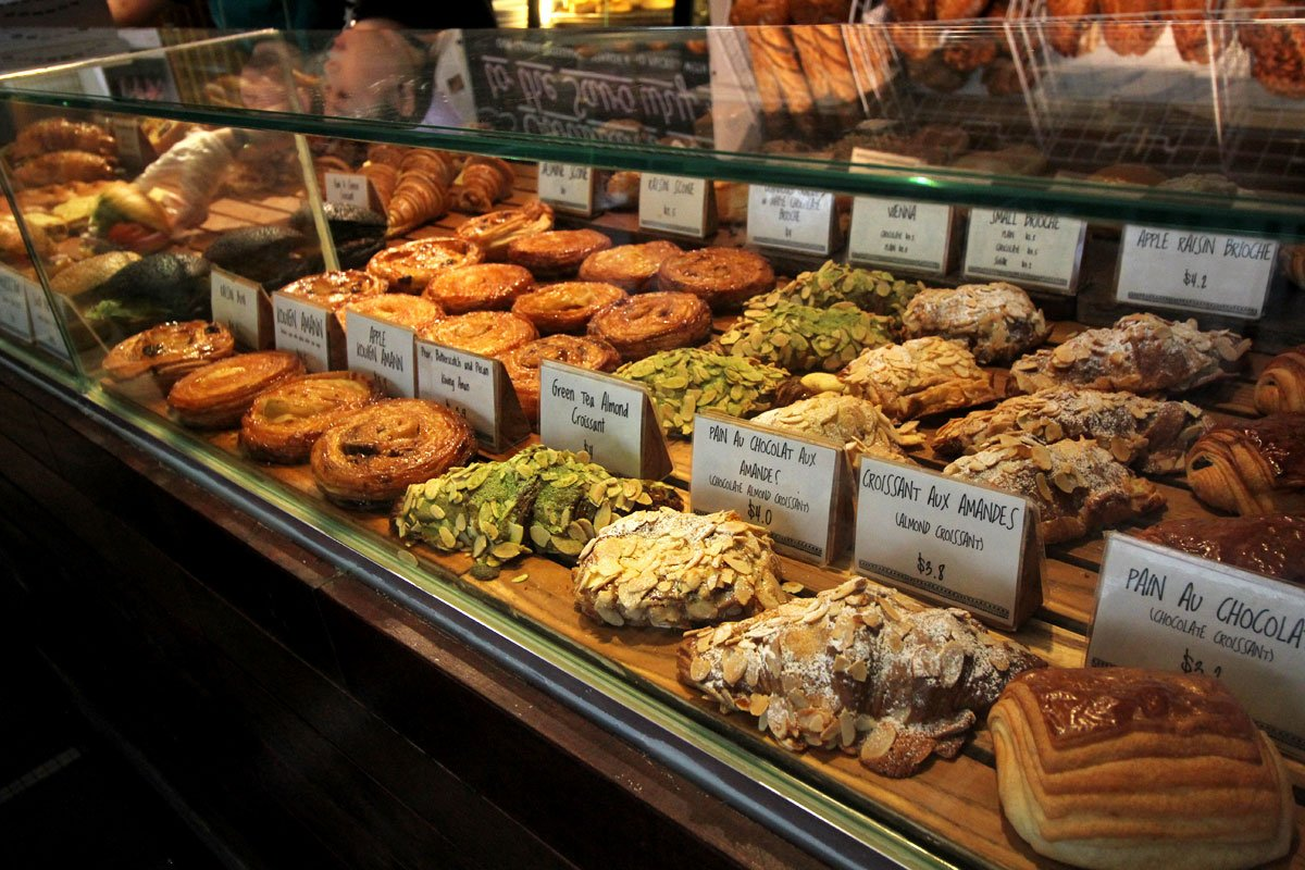 """""""Croissants Better than Paris"""" at Tiong Bahru Bakery in Singapore"""