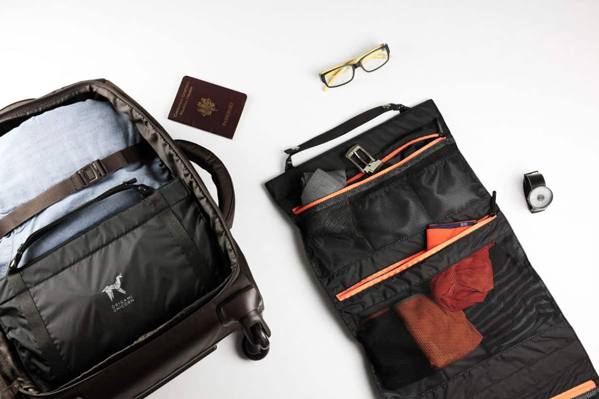Organize Your Undies & Sundries While Traveling with the TUO