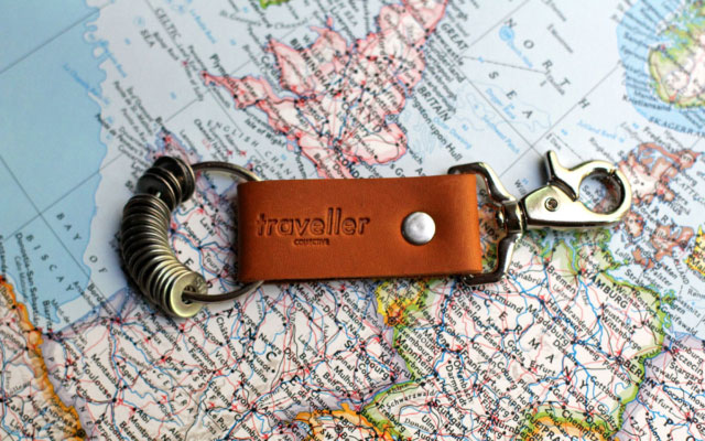 Traveller Collective:  Collect Travel Memories While Giving to a Good Cause