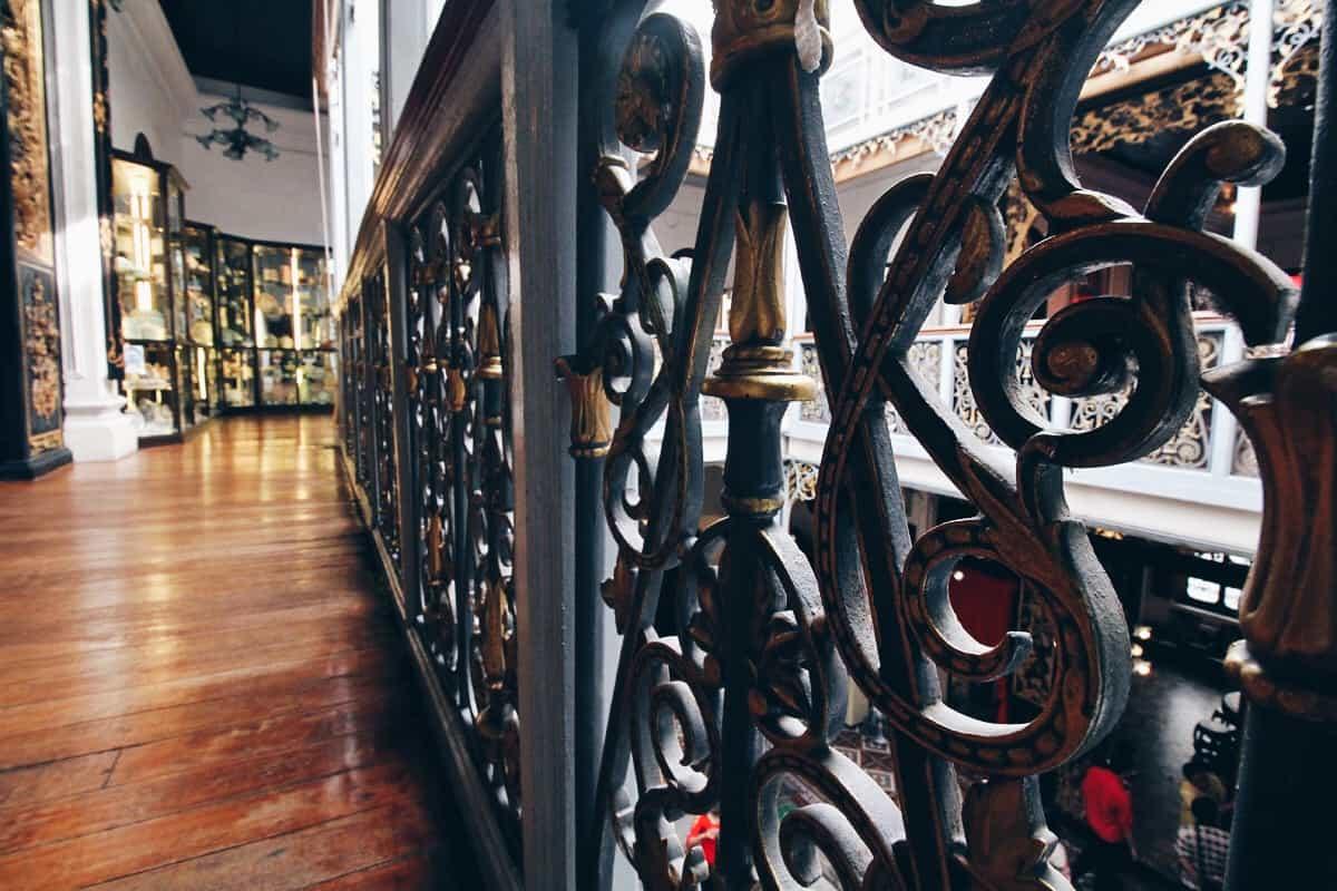 Pinang Piranakan Mansion, George Town, Penang, Malaysia