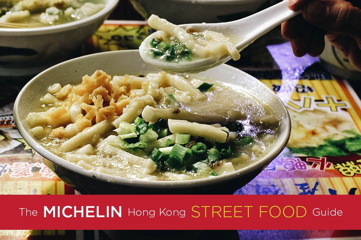 Michelin Hong Kong Street Food Guide