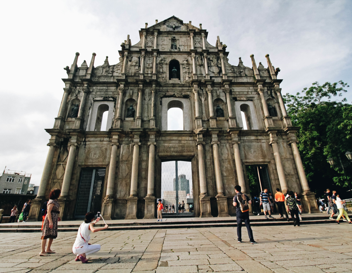 From Senado Square to the Ruins of St. Paul: A Walk through the Heart of Old Macau