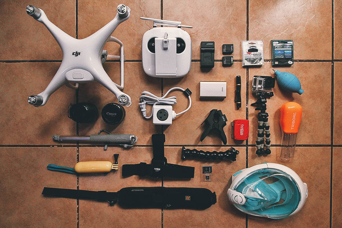 What's in Our Backpack?