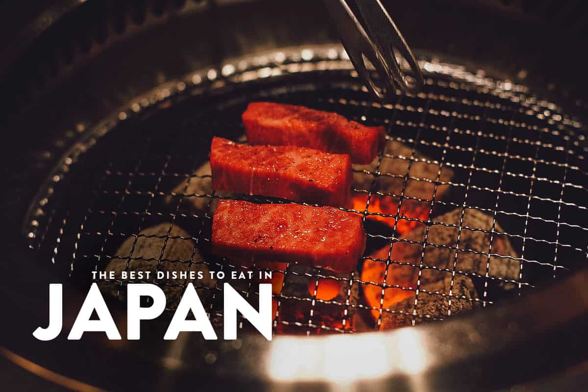 Japanese Food: 45 Dishes to Eat in Japan
