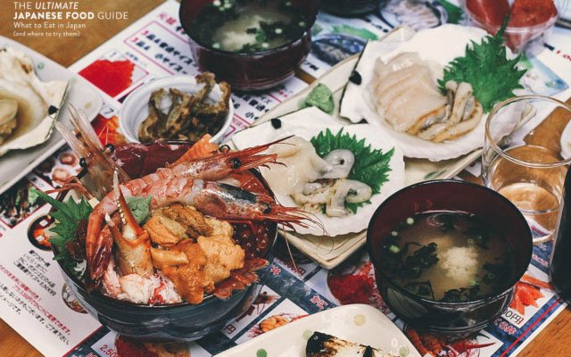 The Ultimate Japanese Food Guide:  What to Eat in Japan (and Where to Try Them)