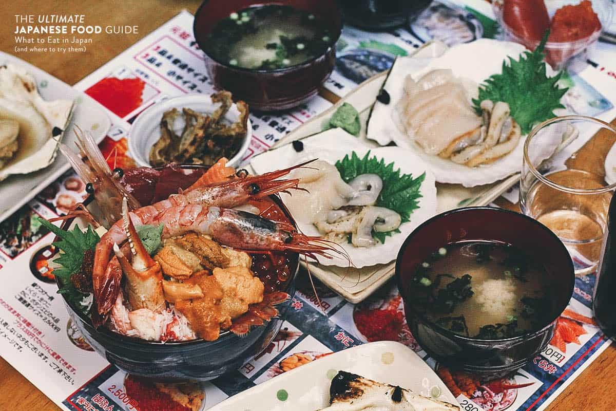 Japanese Food Guide: The Best Dishes to Eat in Japan