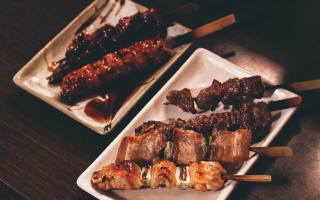 Korombia Izakaya: Where to Have Yakitori & Chicken Sashimi in Sapporo, Japan