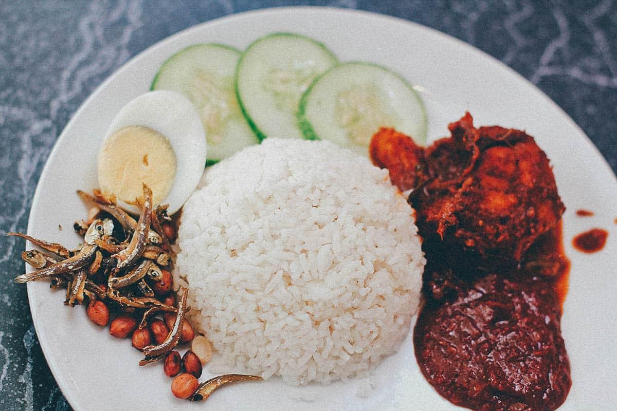 National Dish Quest: Nasi Lemak (Malaysia)