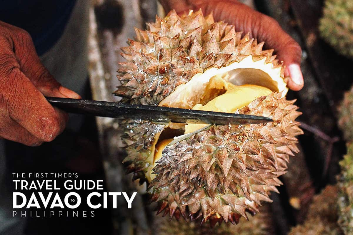 The First-Timer's Travel Guide to Davao City, Philippines