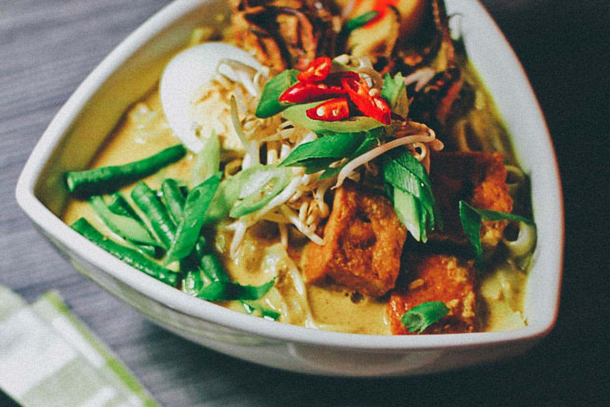 NATIONAL DISH QUEST: Malaysian Laksa