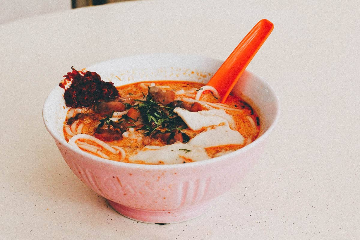 National Dish Quest: Laksa (Malaysia)