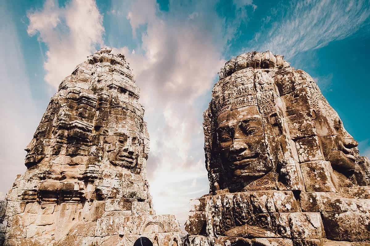 Angkor Thom & Bayon Temple