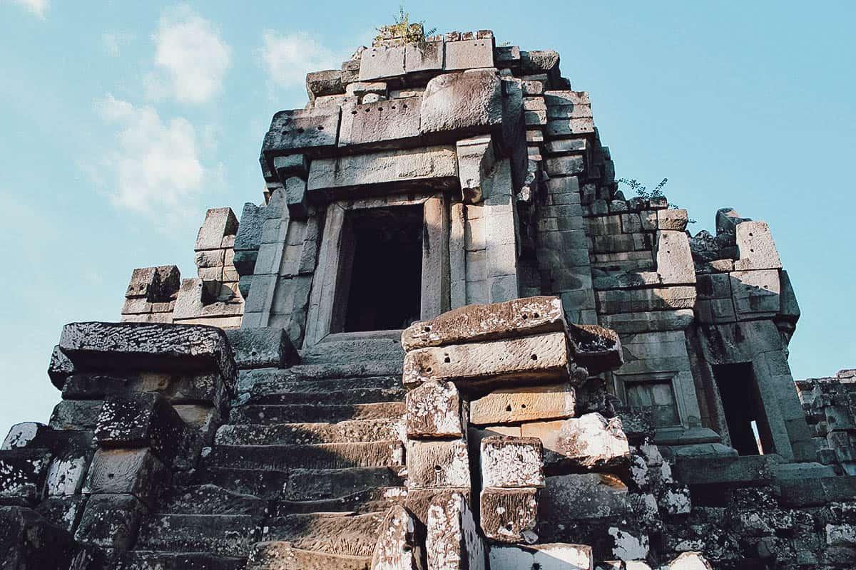 Ruins at Ta Keo