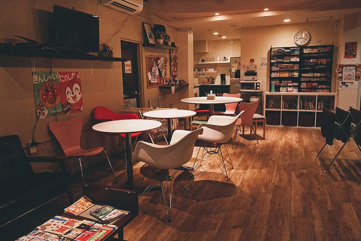 Where to Stay in Fukuoka, Japan: Fukuoka Hana Hostel