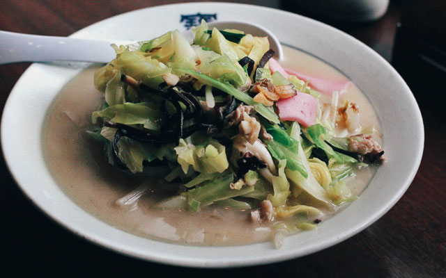 Horaiken Bekkan: Where to Eat Champon in Nagasaki, Japan