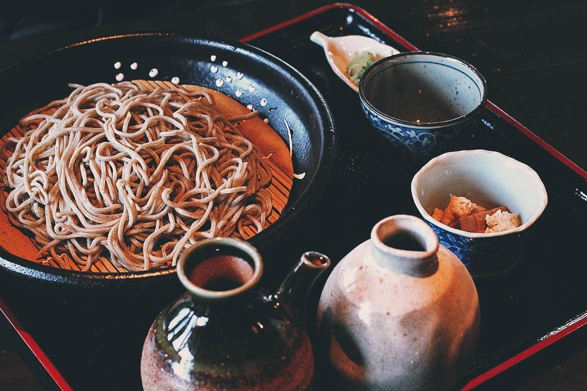 Iromomiji Restaurant, Kurokawa Onsen, Kumamoto, Japan