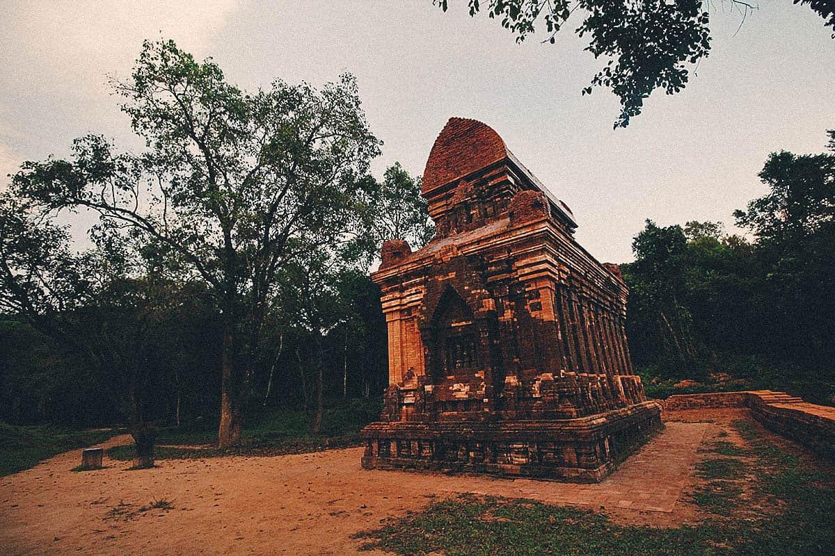 "My Son Sanctuary: A ""Mini Angkor Wat"" in Hoi An, Vietnam"