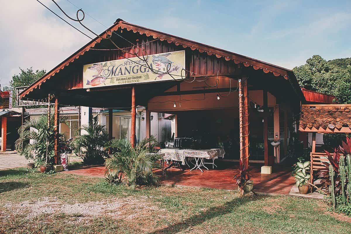 Mangga, Langkawi, Malaysia