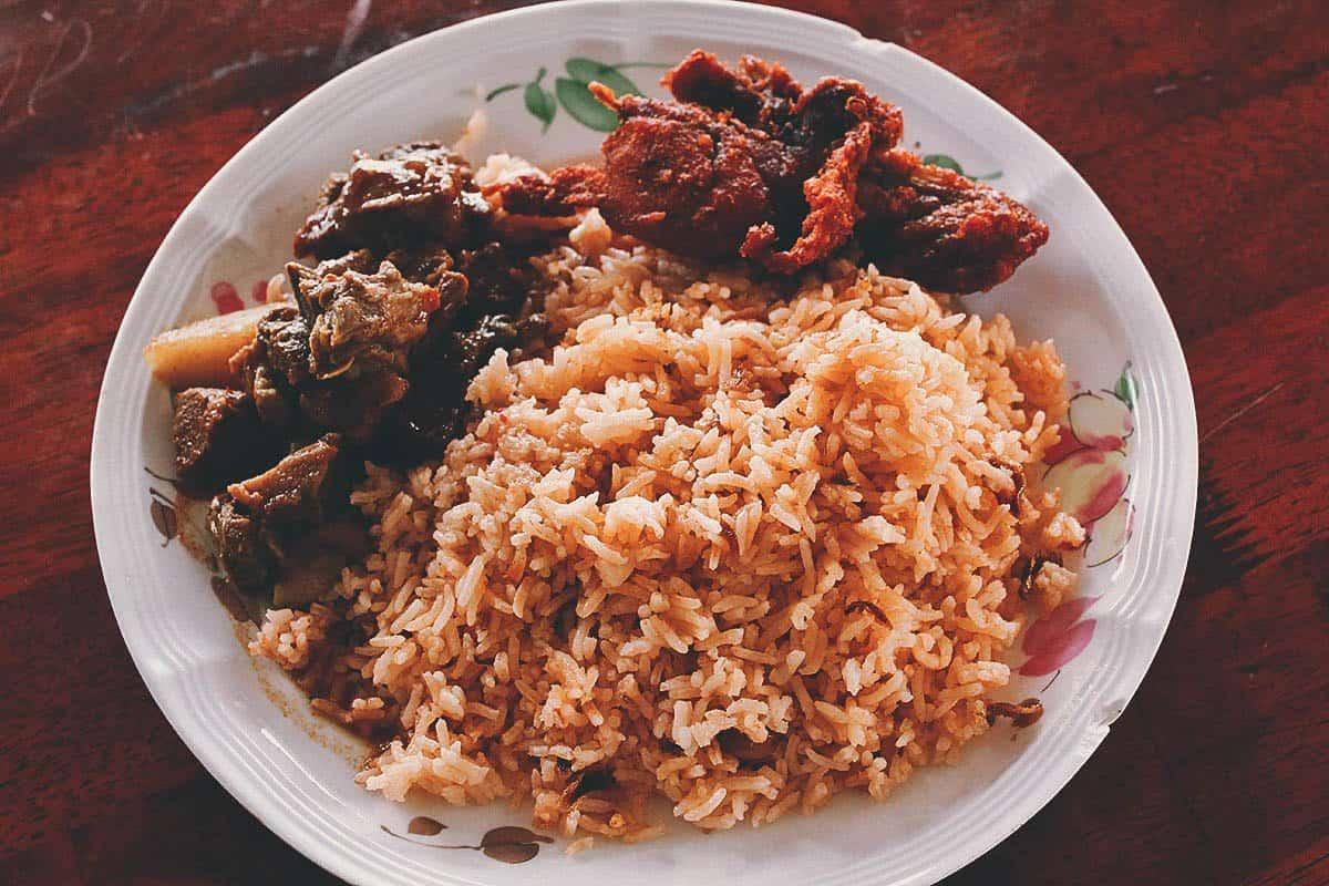 Tomato Nasi Kandar, Langkawi, Malaysia
