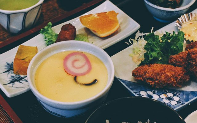 Yossou:  A 150-Year-Old Chawanmushi Restaurant in Nagasaki, Japan