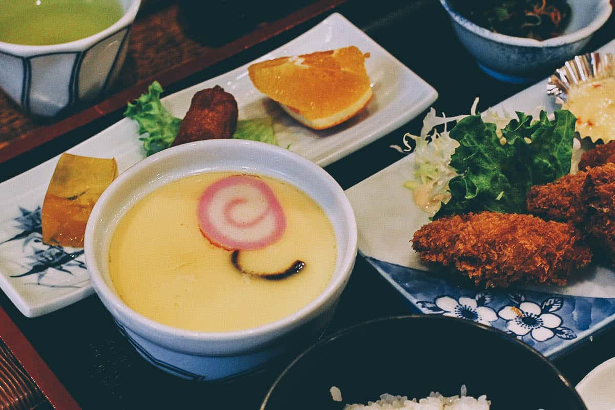 Yossou: A 150-Year-Old Chawanmushi Restaurant in Nagasaki, Japan